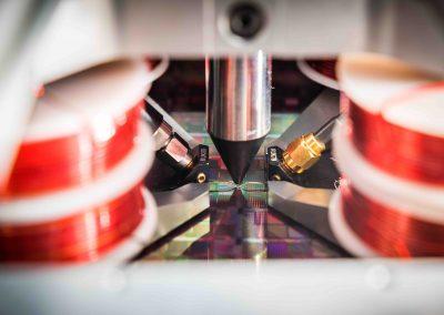 wafer probe test